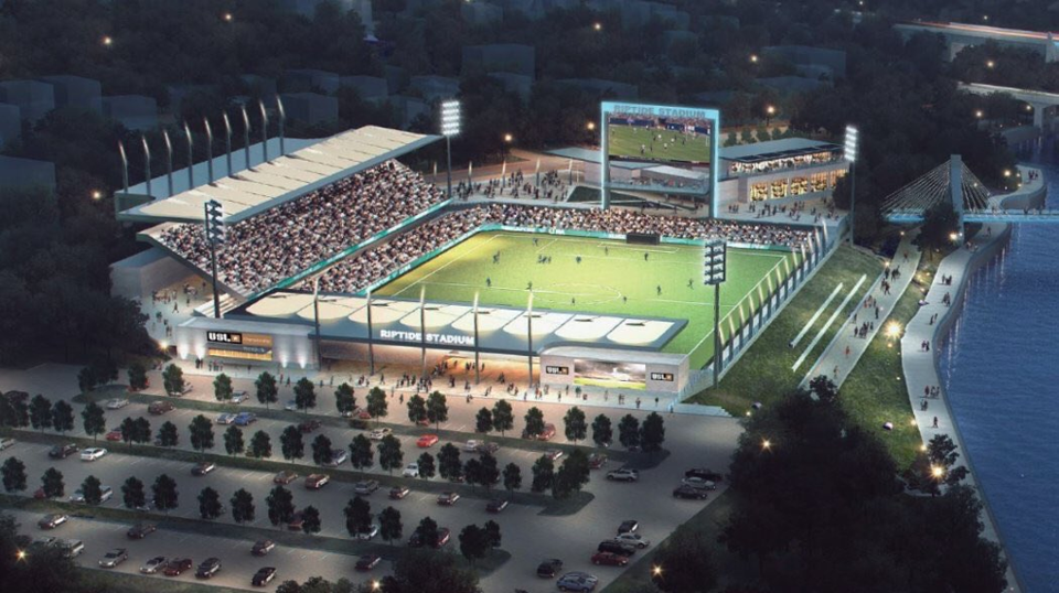 USL Expansion Centered On Stadium-Anchored Entertainment Districts
